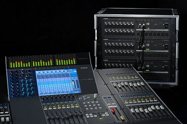 Digital mixer PA equipment hire