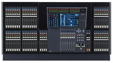 Yamaha's 48 channel digital mixer